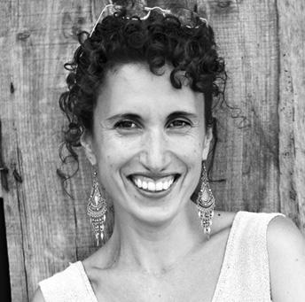 Sarah BIENAIMÉ, coworkeuse à la COcotte numérique