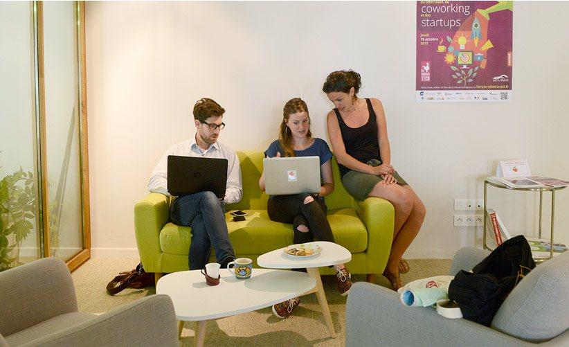 La Cocotte numérique : Coworkers au travail