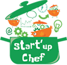 Visuel cocotte pour le concours start'up chef