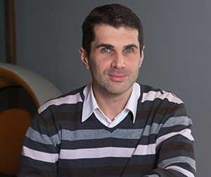 Sébastien Pissavy, partenaire et coworker de la COcotte Numérique